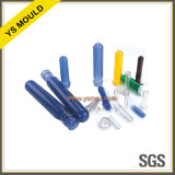 Molde plástico del objeto semitrabajado del animal doméstico de 10 cavidades (YS1002)