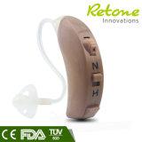 Comercio al por mayor abrir colocar dispositivos de audición analógica a la venta