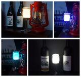 2017 creatore romantico del nuovo di arrivo LED della tazza indicatore luminoso attraente di notte per la decorazione dell'interno