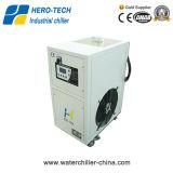 Refrigeratore di acqua raffreddato aria per il taglio del laser