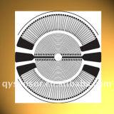 緊張のタイプ圧力センサーのための円形のダイヤフラムのひずみゲージ