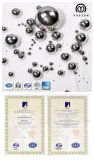Boules en métal de précision / Boules en acier chromé / AISI 52100 / 100cr6 / Suj2 / Gcr15