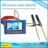 500 tester di tracciato automatico senza rivelatore dell'acqua sotterranea del calcolatore