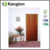 Porte de HDF/blanc de Doorskin avec les graines en bois (PORTE de HDF)