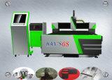 Faser 500W CNC-Fräser-Laser-Scherblock-Maschine für Blech