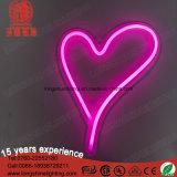Знак доски PC 5V пинка единорога СИД светлый неоновый для украшения рождества
