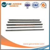 La masse et non broyé D1-30x330mm les tiges de carbure de tungstène