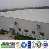 Gruppo di lavoro chiaro industriale prefabbricato del blocco per grafici d'acciaio
