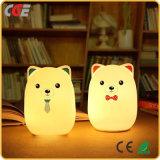 Le meilleur éclairage LED créateur de vente de cadeau d'ours sec