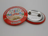 Gorgeous Button Badge Custom Tin Badge (HY-MKT-0033)