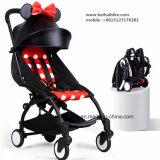 Aluminiumlegierung 3 in 1 Kinderwagenpram-Typen Baby-Spaziergänger