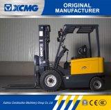 XCMG 2,5 тонн 2500кг 4 колес переключения аккумуляторной батареи электрического вилочного погрузчика