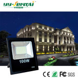 Luz de inundação ao ar livre impermeável do diodo emissor de luz do projeto da alta qualidade (YYST-TGDTP2-100W)