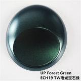 涼しい流行の上りの深緑色の自動ビニールの覆い