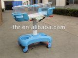 ThrRb012デラックスなベビーベッドの折畳み式ベッドの価格