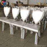 PU кожаный Hly-St30 стула нержавеющей стали металла венчания Morden