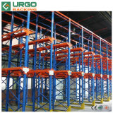 Unidade de empilhar paletes Urgo em racks