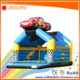 膨脹可能なおもちゃのスライド(T1050)が付いている跳躍の警備員の城