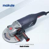 Makute 2400W Outils d'alimentation électrique de surface humide meuleuse d'angle (AG026)