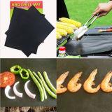 Fodera riutilizzabile del BBQ della stuoia PTFE della griglia del barbecue