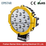 Factory Direct Epistar 51W 7 pouces LED ronde phare de travail (GT1015-51W)