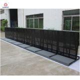 Heiße Verkaufs-Aluminiummasse verwendete Fußgängerfaltende Hochleistungssperre