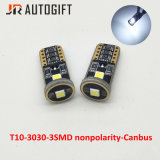 Ampoules neuves du point 194 W5w 3030 3SMD Nonpolarity Canbus