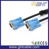VGA 3+9 15pin Mannetje het van uitstekende kwaliteit aan Mannelijke VGA Kabel