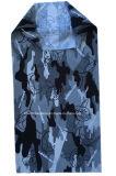 Af:drukken 25*50cm van het Embleem van de fabriek Opbrengst Aangepaste de Hoofdband van de Buis van de Hals Microfiber