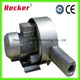 Abwasserbehandlung-Ring-Gebläse-Vakuumpumpe der Lüftungs-5.5kw für CNC-Maschinen-Seiten-Kanal-Gebläse