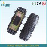 Fermeture d'épissure de joint de fibre optique