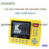 "Salida HDMI 4.3 Portable"" Sat Finder"