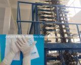 Guanto medico che fa il guanto del lattice della macchina che fa macchina