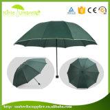 3 Vezes mais baratas de chuva/Guarda-sol Promocional Umbrella personalizada
