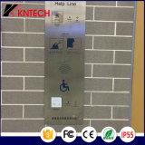 Kntech Knzd-16はエレベーターのための無線電信のフラッシュ台紙の電話を修復した