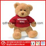 Het promotie Stuk speelgoed van de Gift van de Teddybeer van de Pluche met Ce