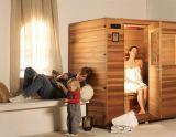Quarto seco molhado da sauna do vapor do chuveiro da sauna de Fenlin - e -