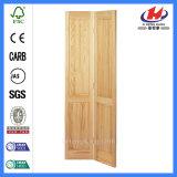 Porte de pliage en bois de stratifié traditionnel de miroir (JHK-ZD3)