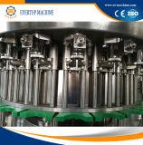 Garrafas de água gaseificada máquina de enchimento/Linha