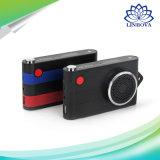 Haut-parleur extérieur de Bluetooth de type d'appareil-photo de contrôle de Bank&Self-Rupteur d'allumage portatif stéréo multifonctionnel de Speaker&Power