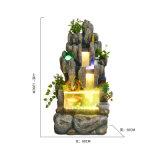 De Fontein Rockery van het Water van Polyresin Rockery van de Decoratie van het Huis van de tuin