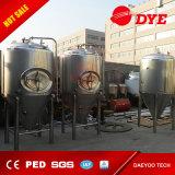 De KegelApparatuur van de Brouwerij 1000L van het roestvrij staal, de Tank van de Gisting voor Bier