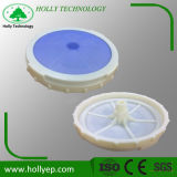 Diffuseur de bulle d'amende de membrane de silicium