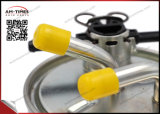 Las piezas del motor del conjunto del filtro de combustible diesel de 16400-EC00A
