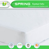 Protector de colchón impermeable (con dos camas individuales) Calidad Premium equipado Portada