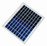 Poly panneau solaire 10W avec la tension 18V