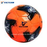 新しいデザインOEMの機械によってステッチされるサイズ5の4フットボール