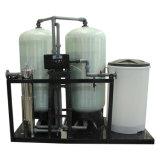 Tratamiento de aguas automático del suavizador de la Dual-Válvula del ion y de agua de la caldera del Dual-Tanque