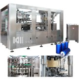 Het automatisch Water van het Blik van het Tin/Sap/Sprankelende het Vullen van de Drank Verzegelende Machine