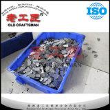 Поворачивать & Vmc CNC сплава вольфрама вставка карбида